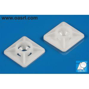 Suport colier plastic FTH-473-E-A/3M-Natur