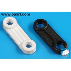 Clema cablu, CCT 5922///16, alb
