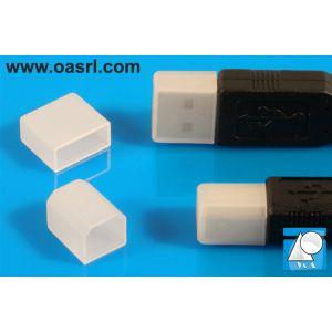 Capac de protectie, mufa USB, tata, Stecker (SK)
