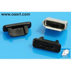 Capac de protectie, mufa Micro-USB-2.0, mama (VS)