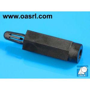 Distantier PCB, TCBS-M4-8-25.0-MS