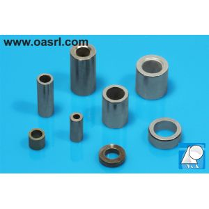 Distantier, cilindric, M4, L_4.0mm, alama nichel