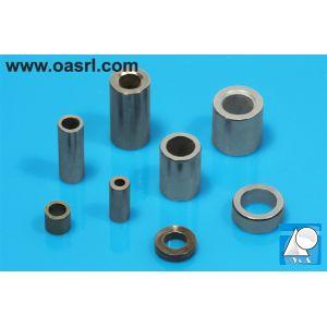 Distantier, cilindric, M4, L_8.0mm, alama nichel