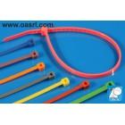 Colier plastic CP 3.6 x 200 mm Rosu