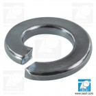 Saiba elastica M2 DIN 127B, grower, otel zincat