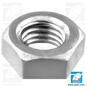 Piulita M5, DIN 934 / ISO 4032, zincata