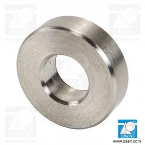 Distantier, cilindric, M5, L_4.0mm,  otel zinc