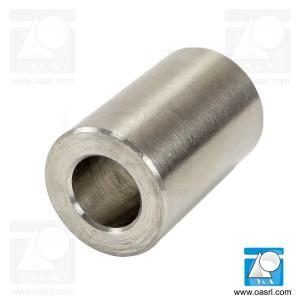 Distantier, cilindric, M5, L_12.0mm,  otel zinc