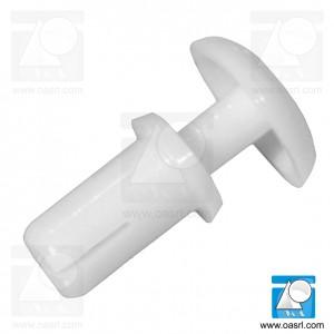 Nit plastic, SR-5075 Alb