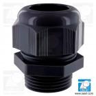 Presetupa cablu M12x1.5, IP68, negru, RAL 9005, CALITATE TOP